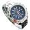 SYNOKE Men's Blue Steel-belt Strap Watch C-XY-3999