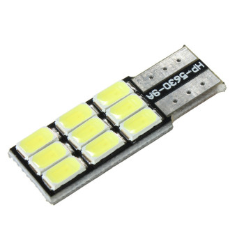 T10 Canbus 9 LED 5630 SMD Car Wedge Light DC12V Pure White - picture 2