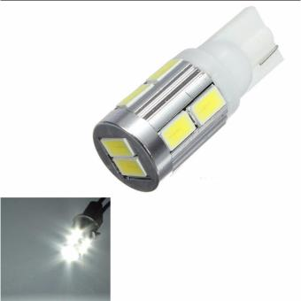 T10 High Power 5630 SMD LED Park light Plate light room light(White)