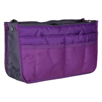 Taikinima Dual Bag in Bag Organizer (Purple)
