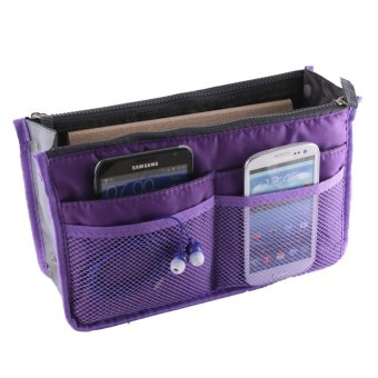 Taikinima Dual Bag in Bag Organizer (Purple) - 2