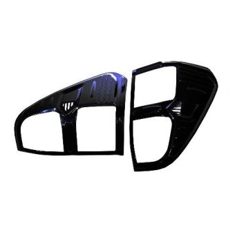Tail Lamp Cover For Toyota Hilux Revo 2016