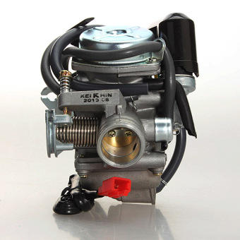 Teamtop 24mm 4stroke 110 125 150cc Carburetor Carburettor Carb For Honda CRF50 XR50 GY6 (Intl)