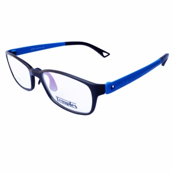 Temples Rx Basic unisex Frames 8899 C22 Black/Blue Price Philippines