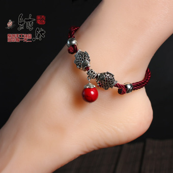 The Sheer Japan and South Korea HOONS handmade woven anklets Price Philippines