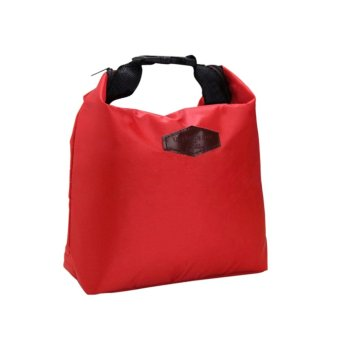 Thermal Insulated Cooler Waterproof Lunch Tote Carry Storage Picnic Pouch Bag