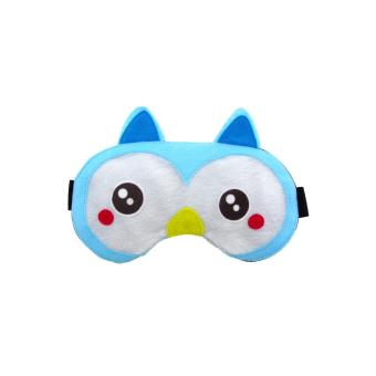 Tickles Owl Eye Mask (Blue) Price Philippines