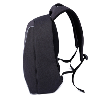 Tigernu 17 Inches Fashion Business Casual Laptop Backpack For12-15.6inches Laptop(dark grey) - 2