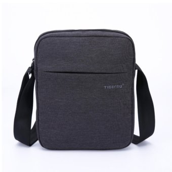 Tigernu Waterproof Men's Shoulder Bag Business Travel Casual Bag -intl