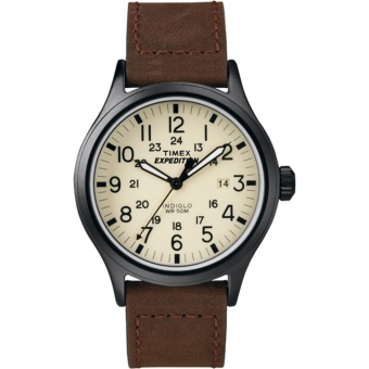 Timex Mens Leather Watch T49963