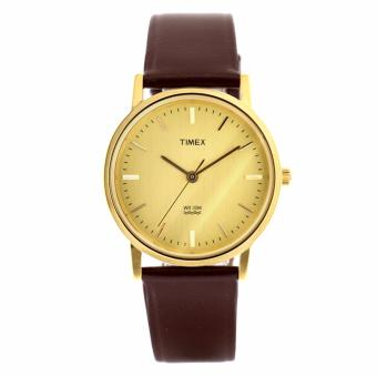 Timex Mens Leather Watch TW00A301E