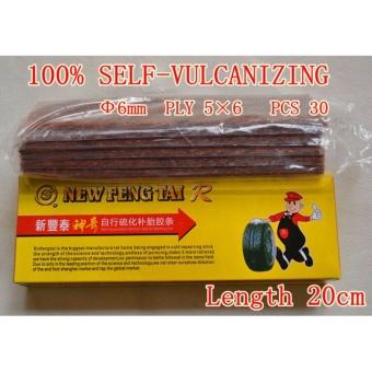 Tire Vulcanizing Strip pack of 30s