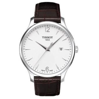 Tissot T-Classic Tissot Tradition Silver Dial Men watch #T063.610.16.037.00