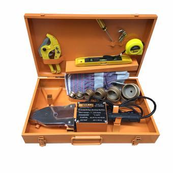 Titan Supertools 20 to 63mm Pipe Welding Machine w/ ppr pvc pipe cutter weld