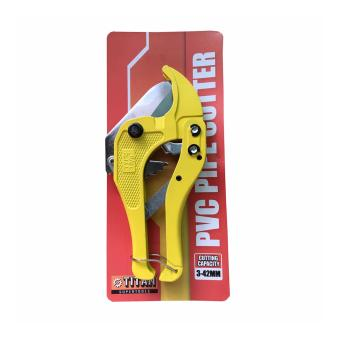 Titan Supertools PP-R PVC Plastic Pipe Cutter 3 to 42mm
