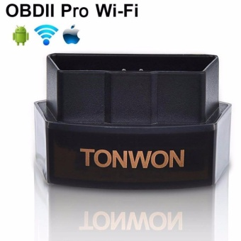 TONWON Pro Wi-Fi OBD2 OBDII ELM327 Car Fault Code Reader for iOS Android-LOCAL SUPPLIER