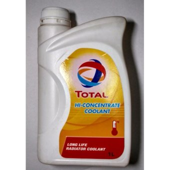 TOTAL HI-CONCENTRATE LONG LIFE RADIATOR COOLANT
