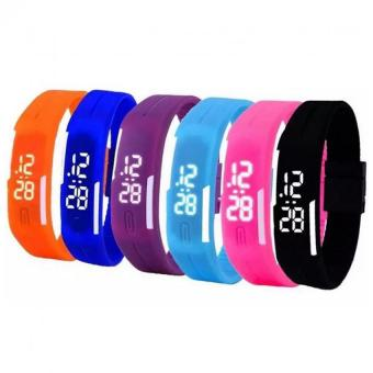 Touch LED Watch set of 6