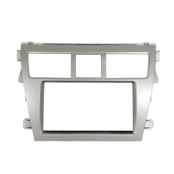 Toyota Vios 2008 to 2012 Stereo Panel for 2 din stereos