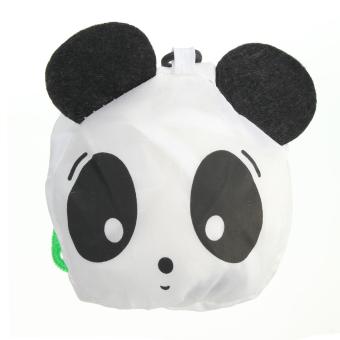 Travel Foldable Handbag Grocery Shopping Bag Panda