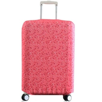 Travel Luggage Suitcases 22-26 Inch Anti Dust Suitcase Cover Luggage Protector Spandex Elastic Covers For Trunk Case Trolley Case Apply To 22-26 Inch Suitcase (Cover Only) - intl