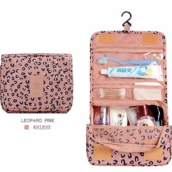 Travel Toiletry Organizer Hanging Bag