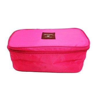 Travel Underwear Pouch (Pink)
