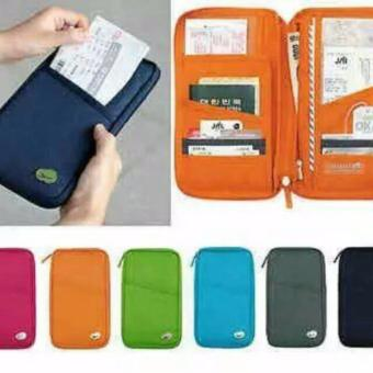 Travel Wallet Passport Ticket Holder Organizer