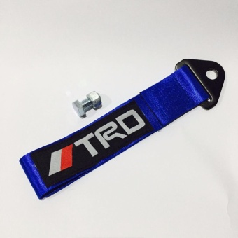 TRD Towstrap Blue