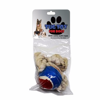 Tug Toy Dog Chew Toy