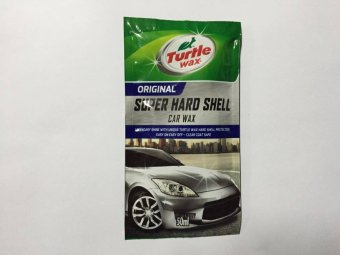 Turtle Wax Super Hard Shell Car Wax 50ml