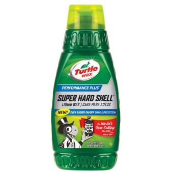 Turtle Wax T-123R Super Hard Shell Car Wax 473ml