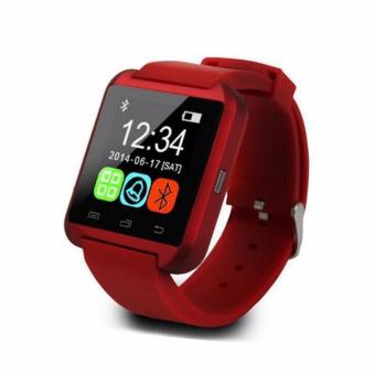 U8 smart watch phone bluetooth touch screen wrist watch phone - intl