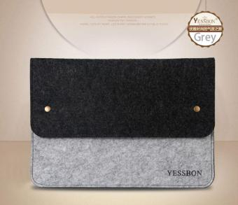 Ultra-Thin Protective Felt Sleeve Envelope Case Pouch Bag For AppleMacBook Pro / MacBook Air/ Retina 13 - 14 Inch