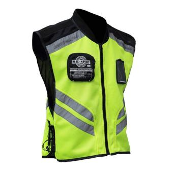 Unified motorcycle riding Jersey flourescent reflective clothing reflective vest