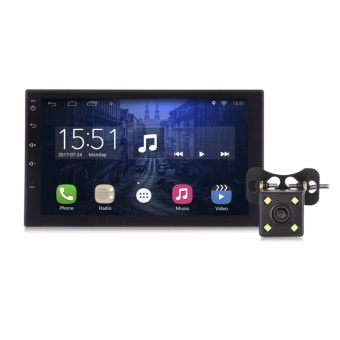 Universal 7002 Android 6.0 7 inch Car Multimedia Player - intl