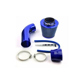 Universal Blue Air Filter Set (Short Pipe w Filter Head)