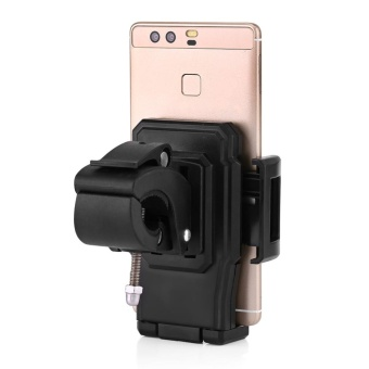 Universal Motorcycle Bike Scooter Handlebar Mount Stand Holder ForMobile Phone iPhone - intl - 2