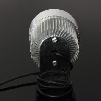 Universal Silver Electric Motor Bike Motorcycle 12W 4 LED HeadlightWork Head Light Driving Fog Spot Night Lamp - 4