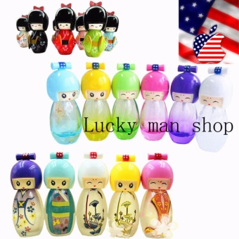 USA TOP ONE lazada and USA best selling Japan doll perfume bottle20ML Random color