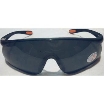 UV 400 Safety Goggles Spectacles Multi Purpose Sun Glass Black