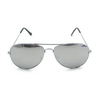 UV400 Men Metal Sunglasses Top Glasses Gold NO.2 - picture 2
