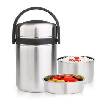 Vacuum Insulated Lunch Box, Thermal Insulating Stainless SteelLunch Containers, 2.0L (0.53Gal) - Intl Price Philippines
