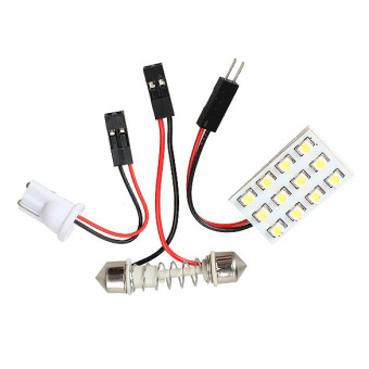 VAKIND LED Car Interior Dome Panel Lights Lamp Bright - picture 3