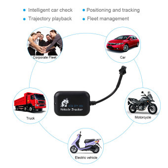 Vehicle Car Global GPS Tracker Real Time Locator 4 Bands Tracking Anti-theft