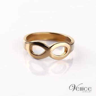 "Venice Infinity Gold Plated Ring ""9"" Price Philippines"