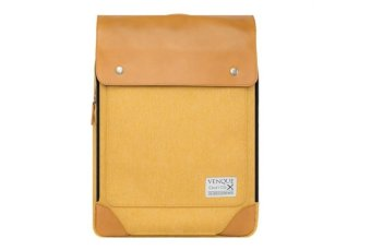 Venque Flatsquare for Her Backpack (Yellow)