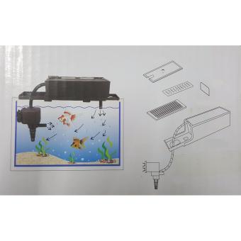 Venus Aqua 601T 5 in 1 Top Filter 10W (880L/H) Water Pump For FishTank Aquarium, Planted tank and Marine Tank - 4