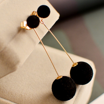 Versatile tassled elegant hanging earrings