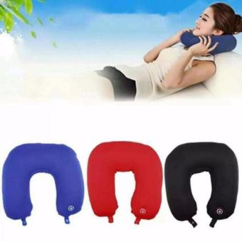 Vibrating Neck & Head Massage Pillow
